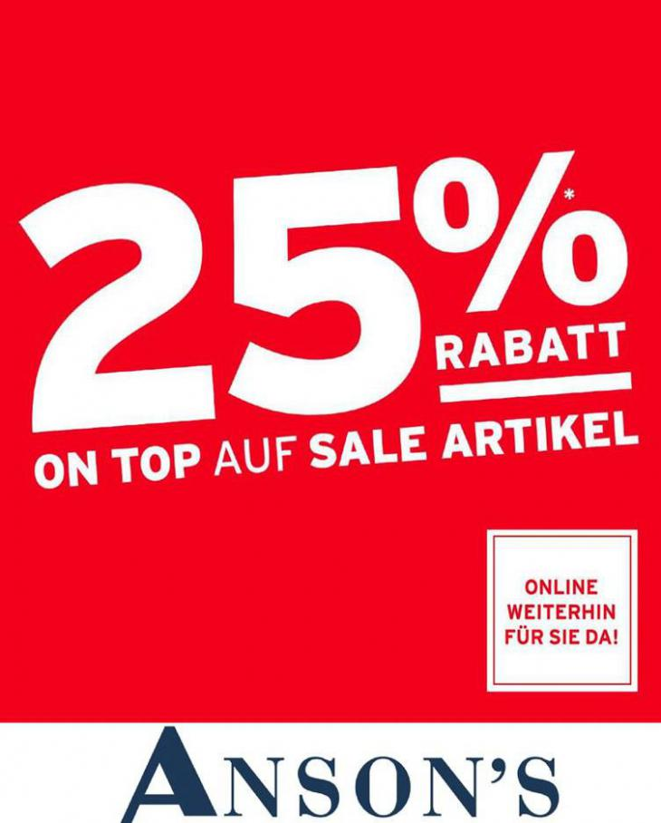 Top auf sale . Anson's (2021-01-17-2021-01-17)