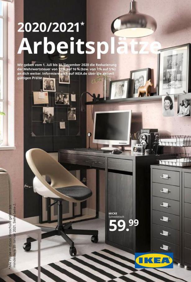 Arbeitsplätze 2021 . IKEA (2021-01-31-2021-01-31)