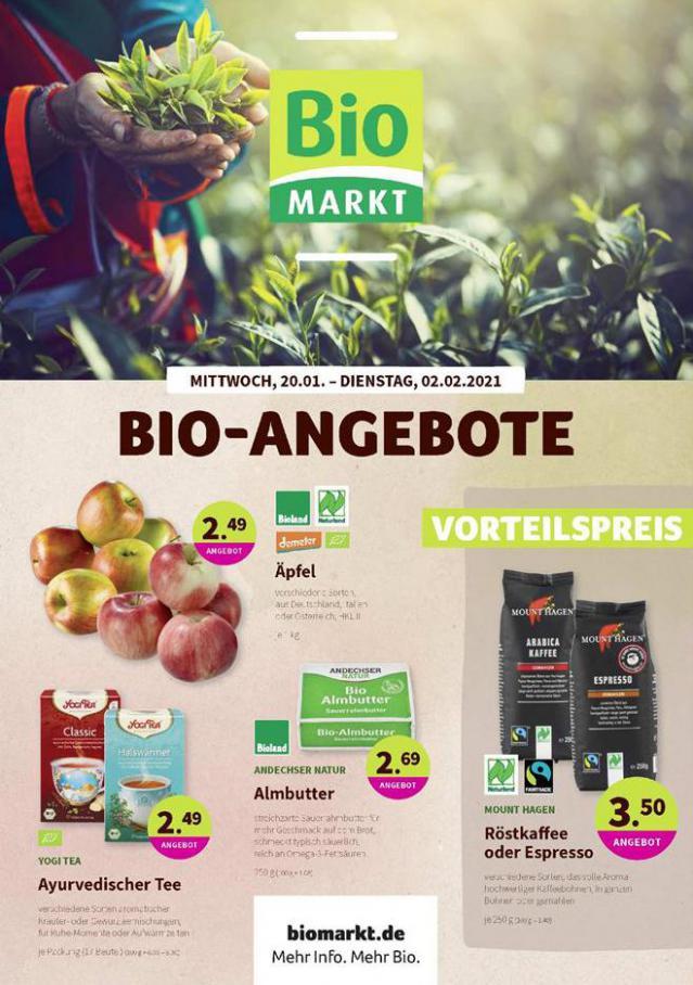 Bio-Angebote . BioMarkt (2021-02-02-2021-02-02)