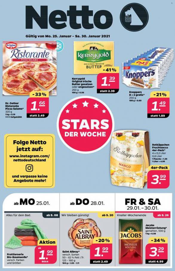 Angebote der Woche . Netto (2021-01-30-2021-01-30)