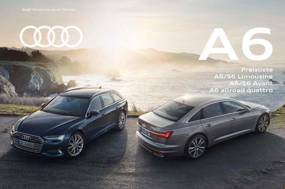 A6 Preisliste . Audi (2021-12-31-2021-12-31)