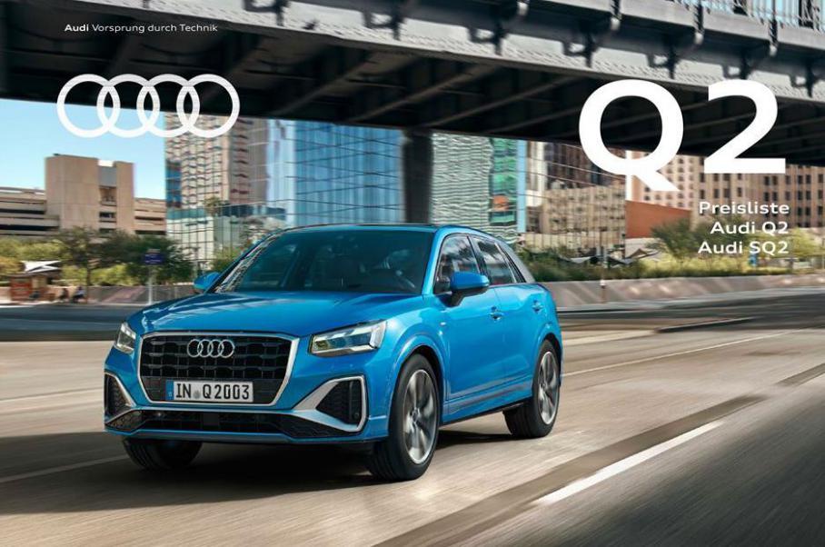Q2 Preisliste . Audi (2021-12-31-2021-12-31)