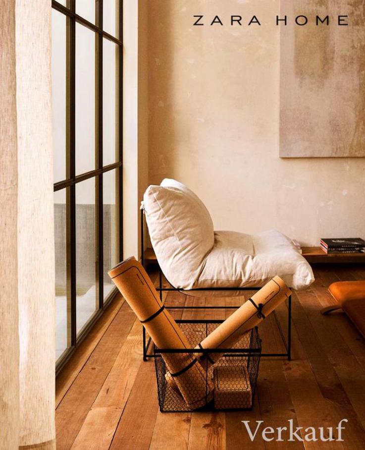 Verkauf . Zara Home (2021-01-31-2021-01-31)