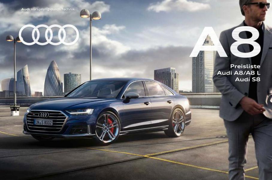A8 Preisliste . Audi (2021-12-31-2021-12-31)