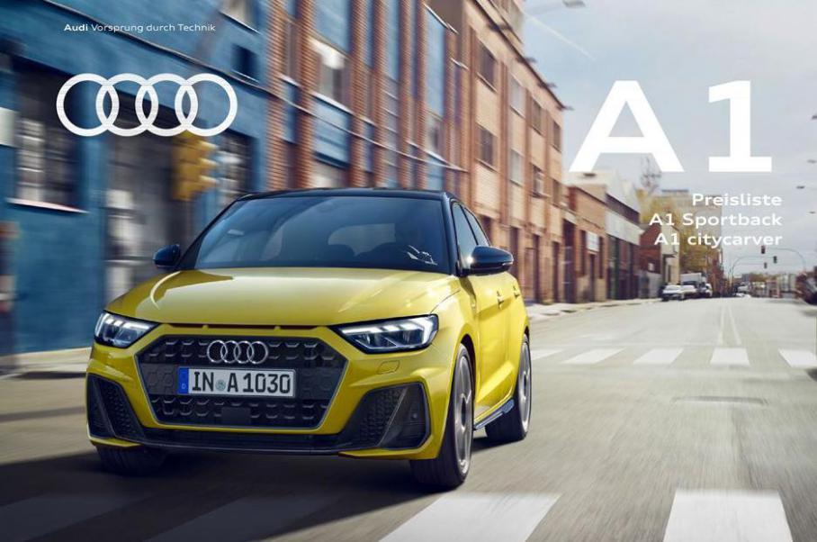 A1 Preisliste . Audi (2021-12-31-2021-12-31)