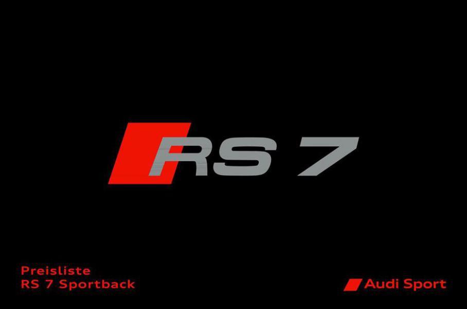 RS7 . Audi (2021-12-31-2021-12-31)