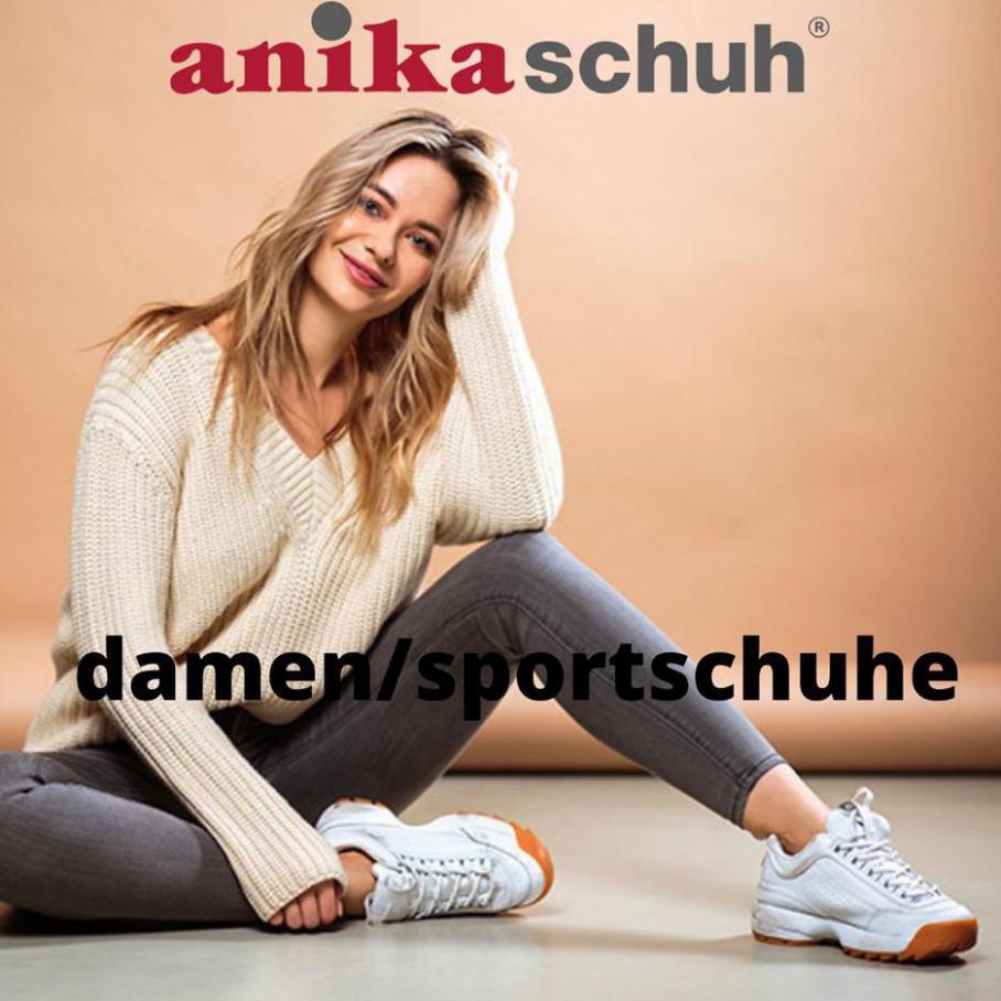 Anika Schuh Damen Sportschue . Anika Schuh (2021-03-31-2021-03-31)
