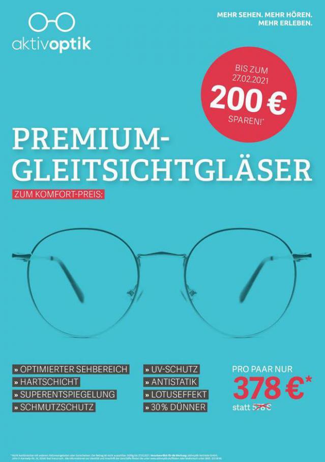 Angebote . Aktiv Optik (2021-02-27-2021-02-27)