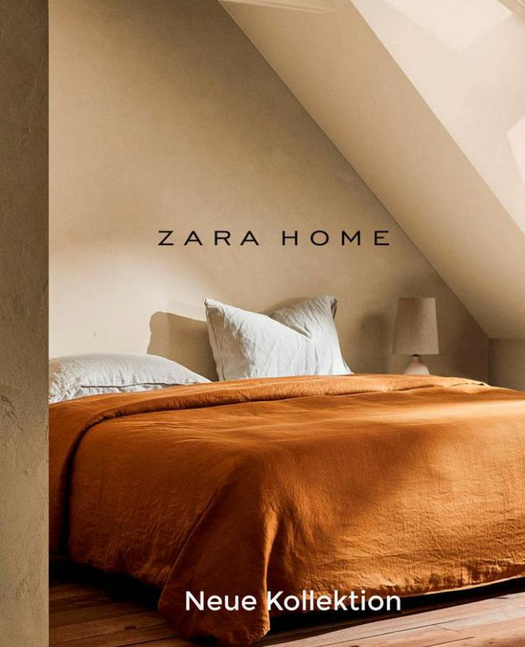 Neue Kollektion . Zara Home (2021-04-05-2021-04-05)