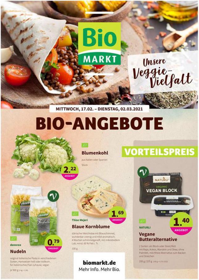 Angebote Prospekt . BioMarkt (2021-03-02-2021-03-02)