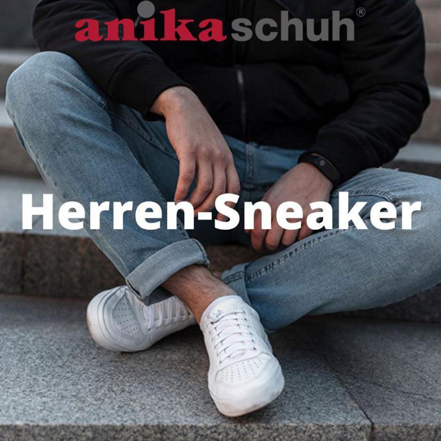 Anika Schuh Herren Sneaker . Anika Schuh (2021-03-31-2021-03-31)