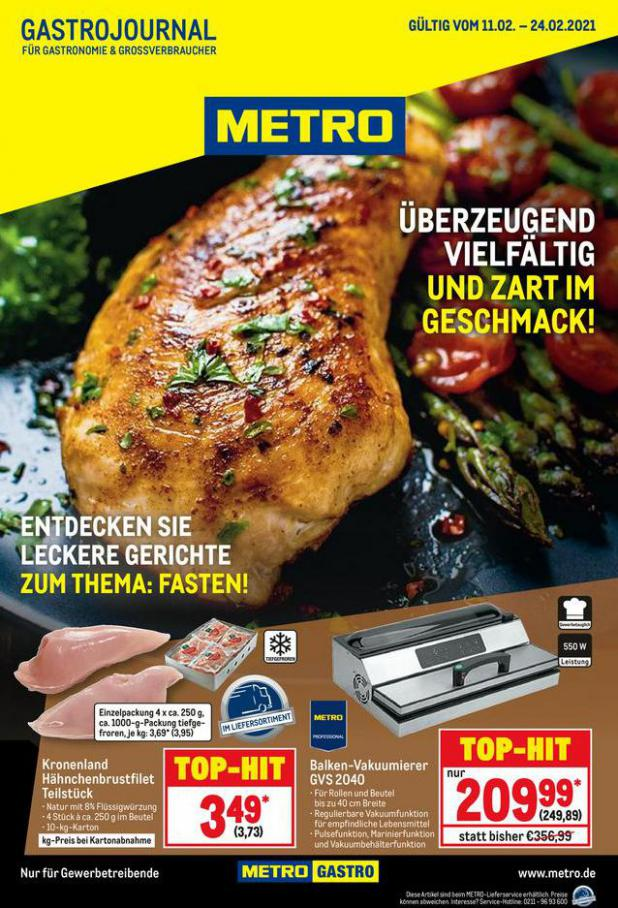 GastroJournal . Metro (2021-02-24-2021-02-24)