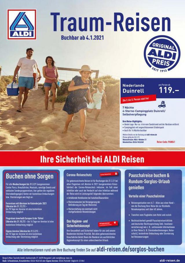 ALDI Reisen . Aldi Nord (2021-02-18-2021-02-18)