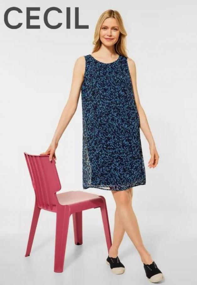 Dresses Lookbook . Cecil (2021-05-18-2021-05-18)