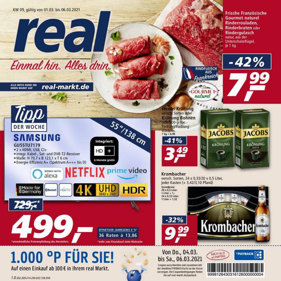 real flugblatt . real (2021-03-06-2021-03-06)