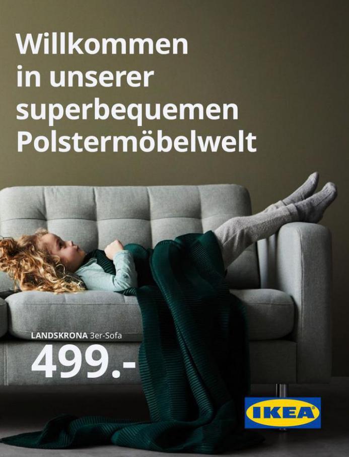 Sofa und Sessel 2020/2021 . IKEA (2021-12-31-2021-12-31)