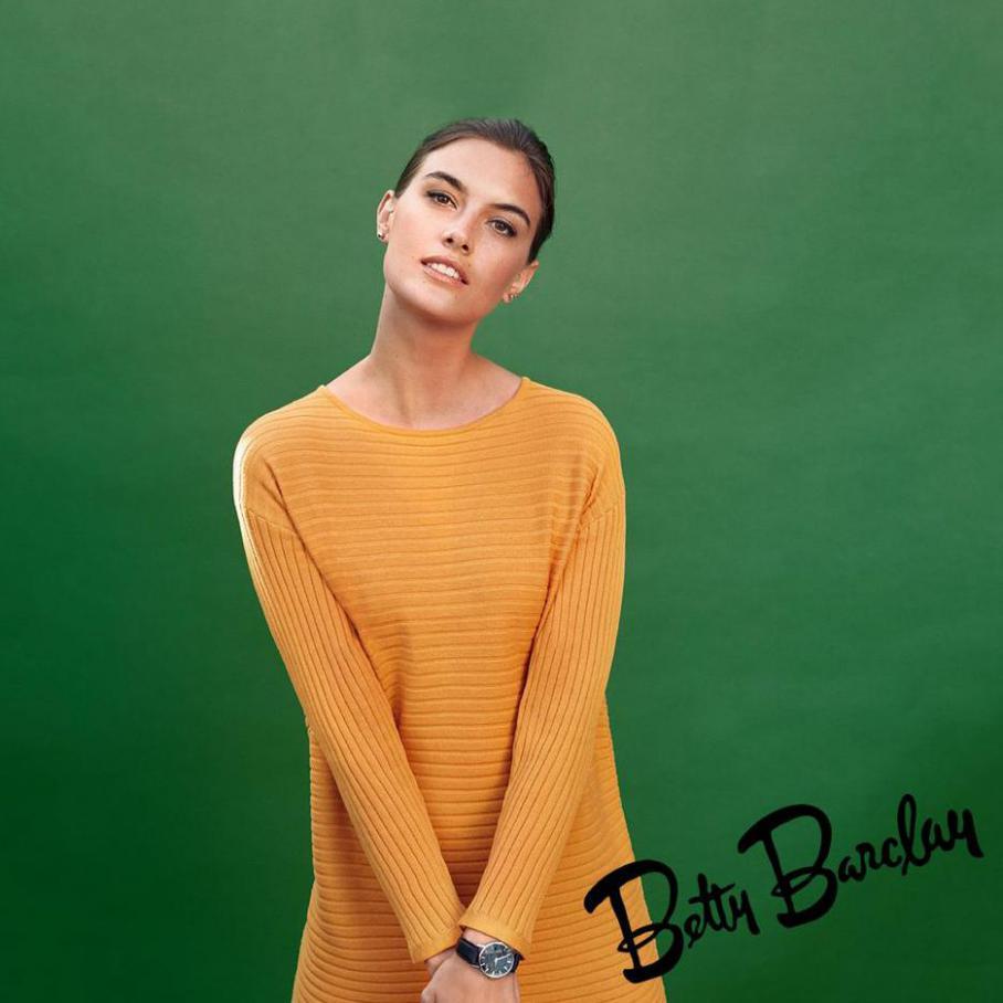 Sales . Betty Barclay (2021-04-03-2021-04-03)