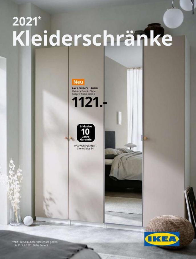 Kleiderschränke 2021 . IKEA (2021-09-30-2021-09-30)