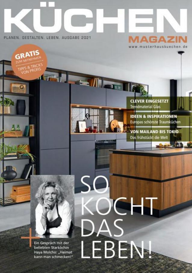 Küchen Magazin 2021 . alno Küchenwelten (2021-12-31-2021-12-31)