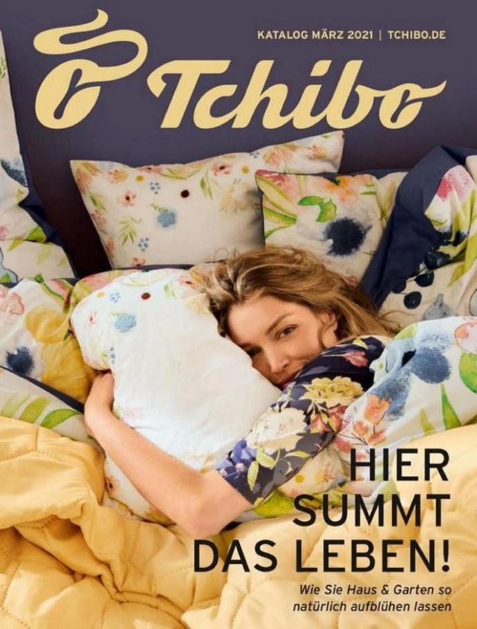 Katalog März 2021 . Tchibo (2021-03-31-2021-03-31)