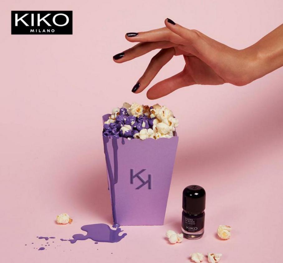 Neue Produkte . Kiko (2021-04-09-2021-04-09)
