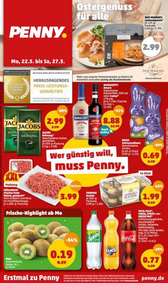Penny flugblatt . Penny (2021-03-25-2021-03-25)