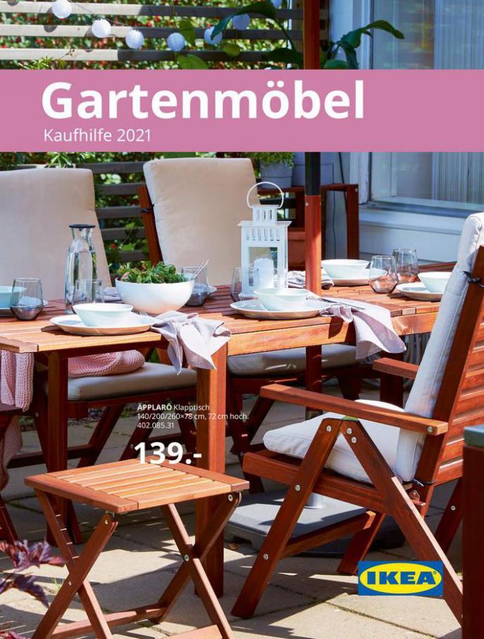 Gartenmöbel Kaufhilfe 2021 . IKEA (2021-09-30-2021-09-30)