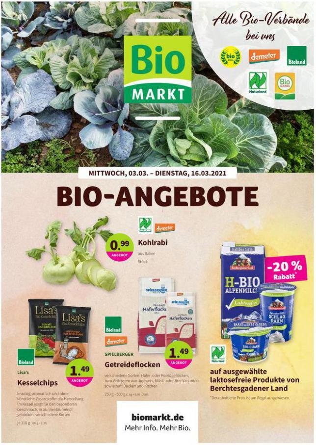Angebote Prospekt . BioMarkt (2021-03-16-2021-03-16)