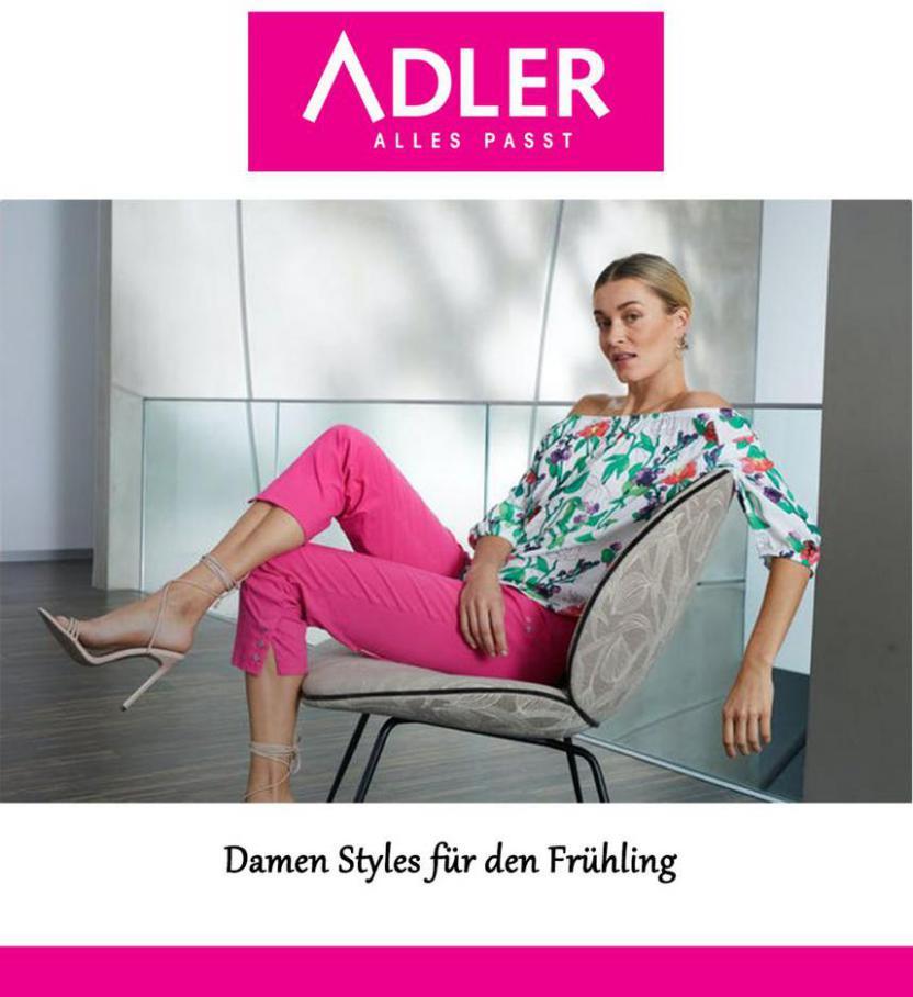 Damen Styles für den Frühling . Adler (2021-03-30-2021-03-30)