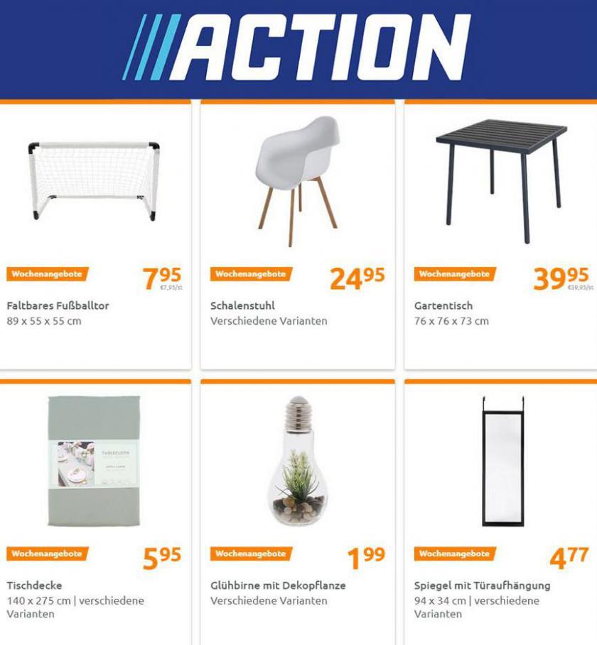 Wochenangebote . Action (2021-03-30-2021-03-30)