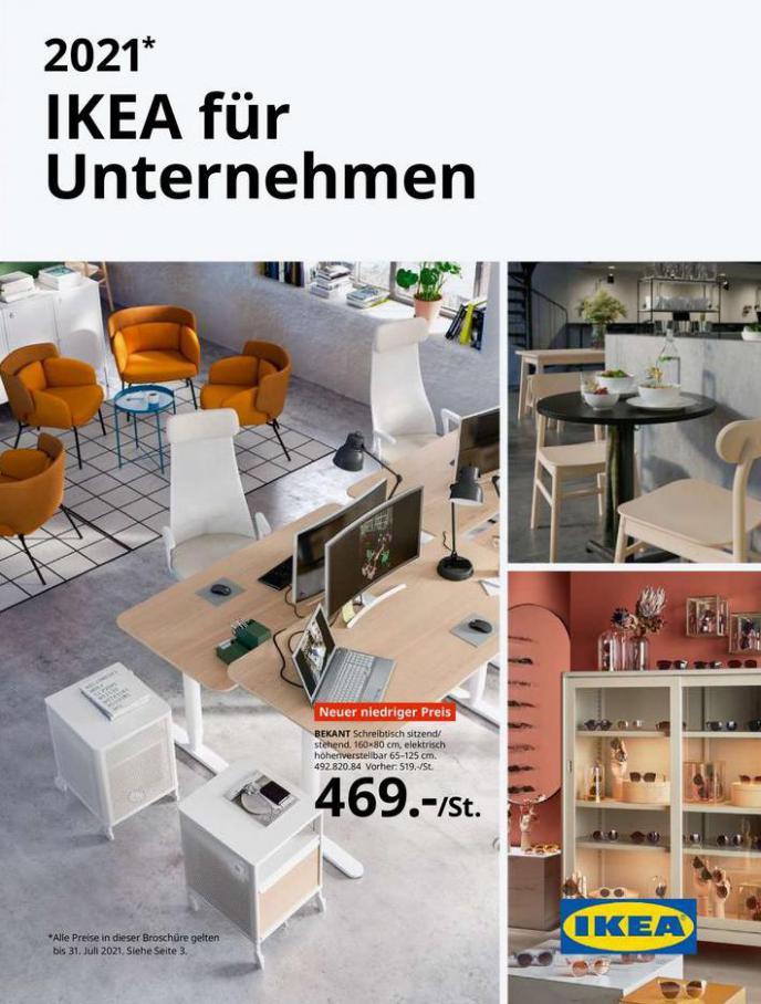 IKEA für Unternehmen 2021 . IKEA (2021-09-30-2021-09-30)