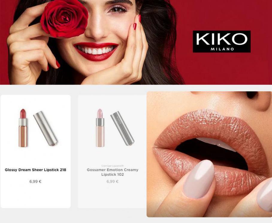 Angebote . Kiko (2021-04-03-2021-04-03)