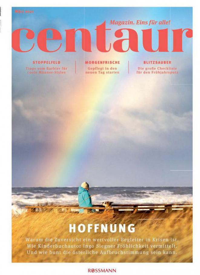 Magazin . Rossmann (2021-03-31-2021-03-31)