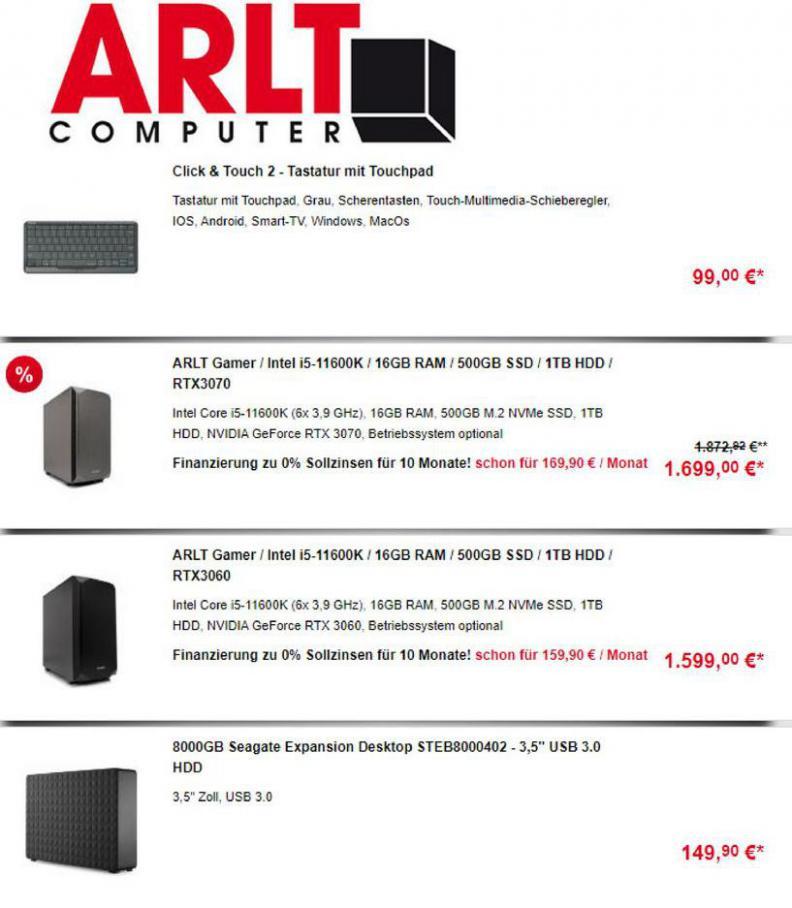 Angebote . Arlt (2021-04-10-2021-04-10)