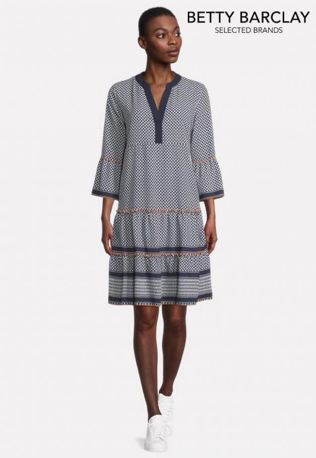 Betty Barclay Kleider Lookbook . Betty Barclay (2021-06-18-2021-06-18)