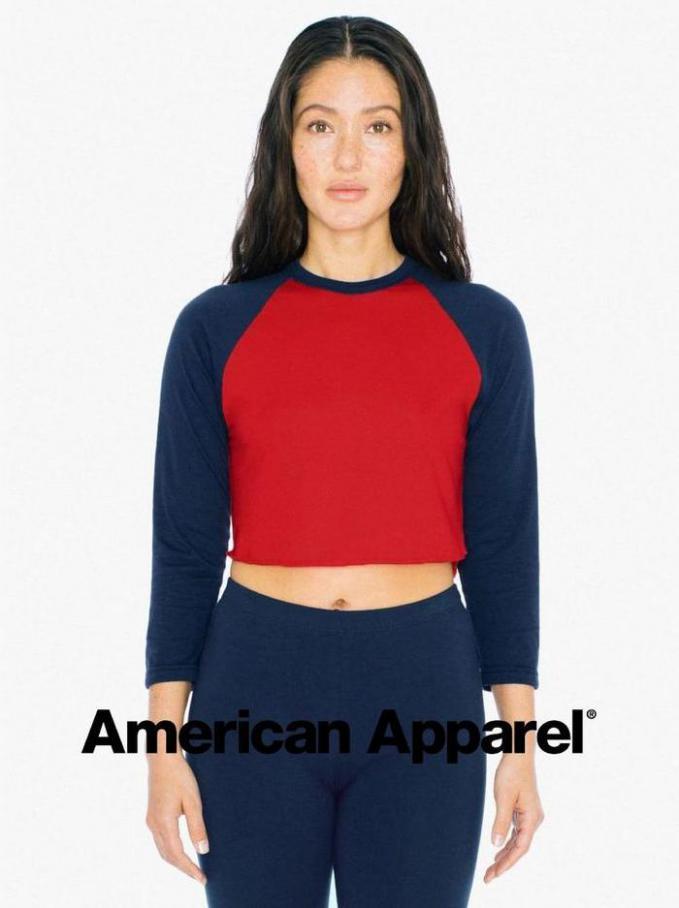 Damen Lookbook . American Apparel (2021-06-06-2021-06-06)