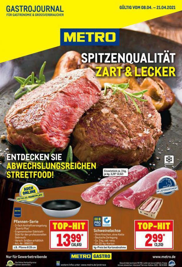 GastroJournal . Metro (2021-04-21-2021-04-21)