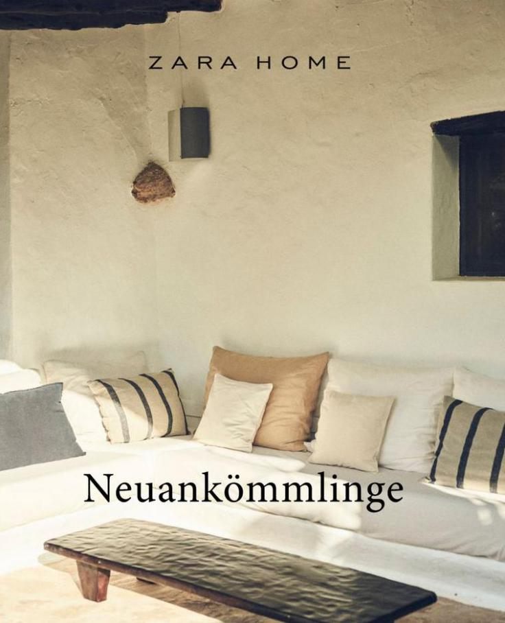 Neuankömmlinge . Zara Home (2021-06-21-2021-06-21)