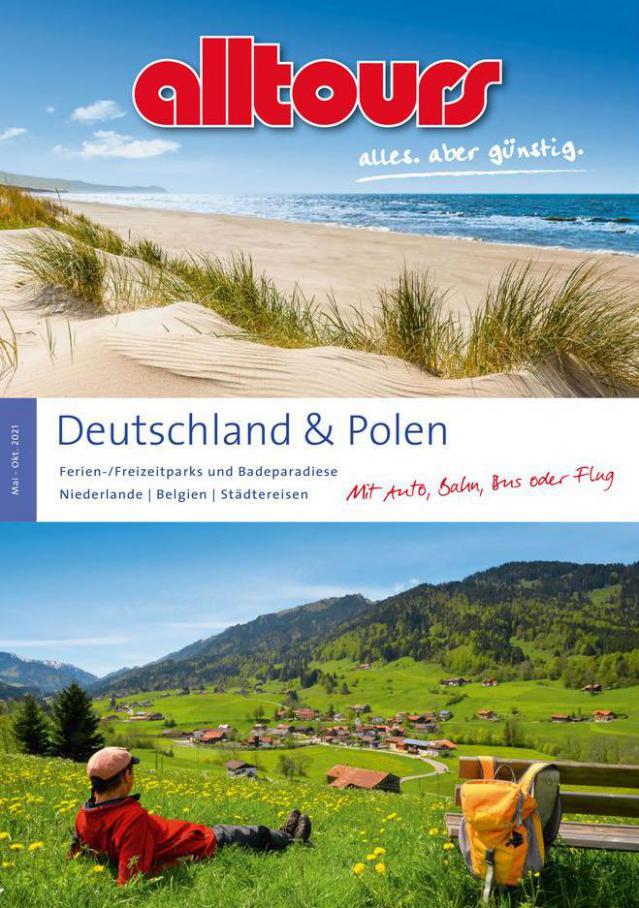 Deutschland & Polen Sommer 2021 . alltours Reisecenter (2021-10-31-2021-10-31)