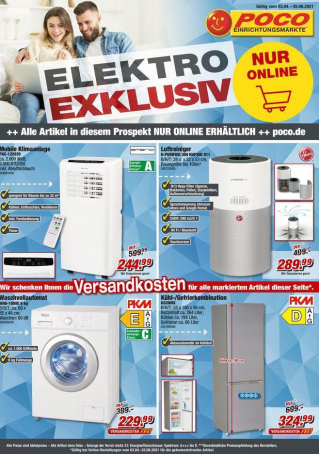 Elektro Exklusiv . Poco (2021-06-25-2021-06-25)