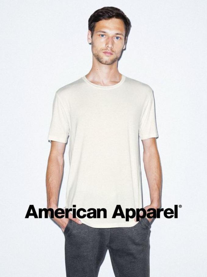 Herren Lookbook . American Apparel (2021-06-06-2021-06-06)