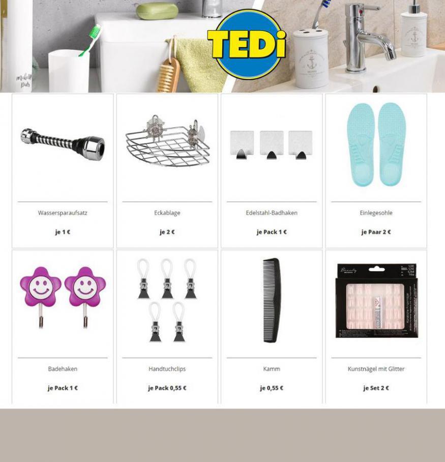 Drogerie & Kosmetik Angebote . TEDi (2021-05-03-2021-05-03)