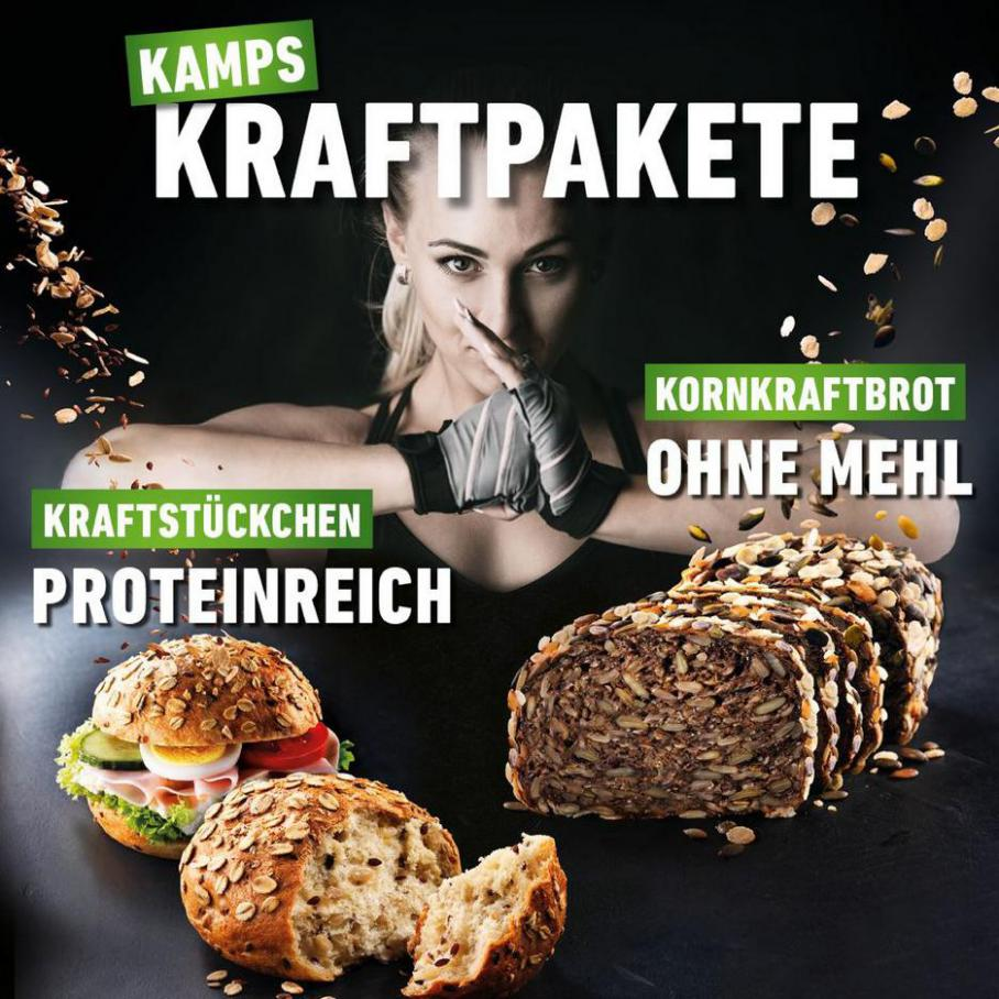 UNSER NEUES POWER-TEAM . Bäckerei Kamps (2021-06-30-2021-06-30)