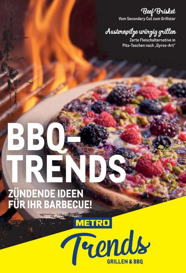 METRO Trends BBQ . Metro (2021-04-30-2021-04-30)