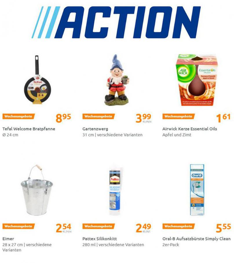 Wochenangebote . Action (2021-04-13-2021-04-13)