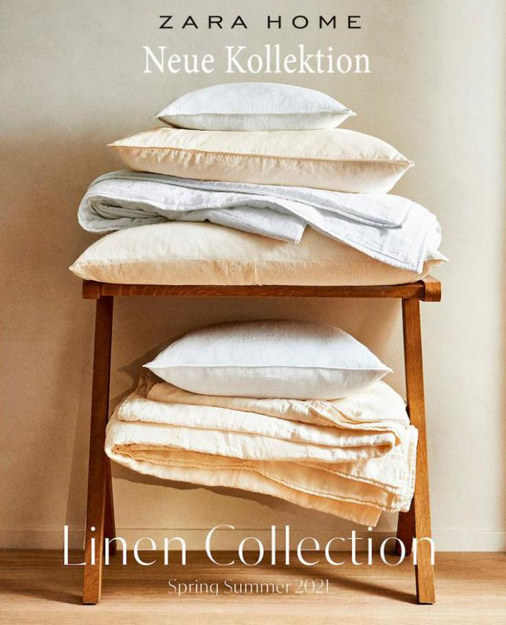 Neue Kollektion . Zara Home (2021-06-21-2021-06-21)