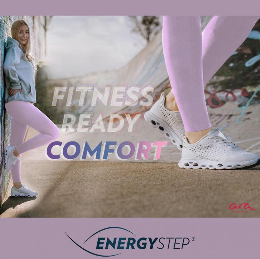 Mach Dich bereit für ENERGYSTEP . Ara Schuhe (2021-05-04-2021-05-04)