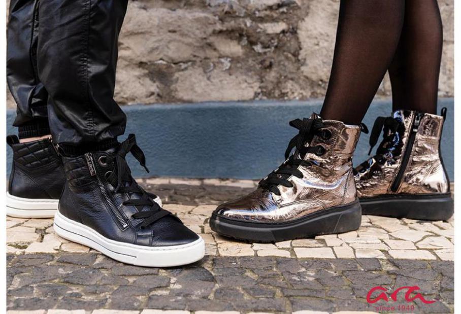Neuheiten . Ara Schuhe (2021-04-17-2021-04-17)