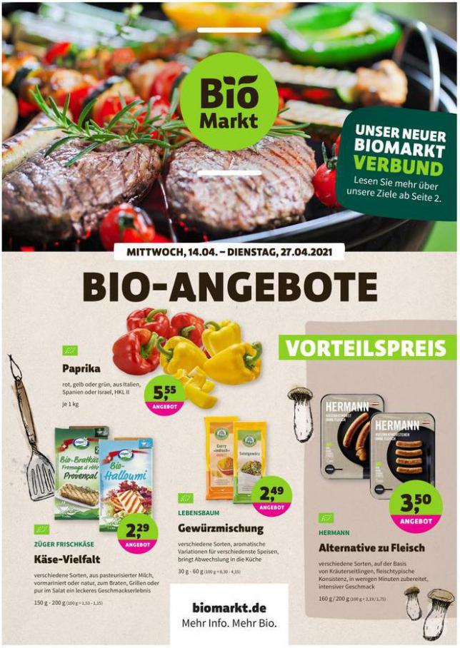 Angebote . BioMarkt (2021-04-27-2021-04-27)