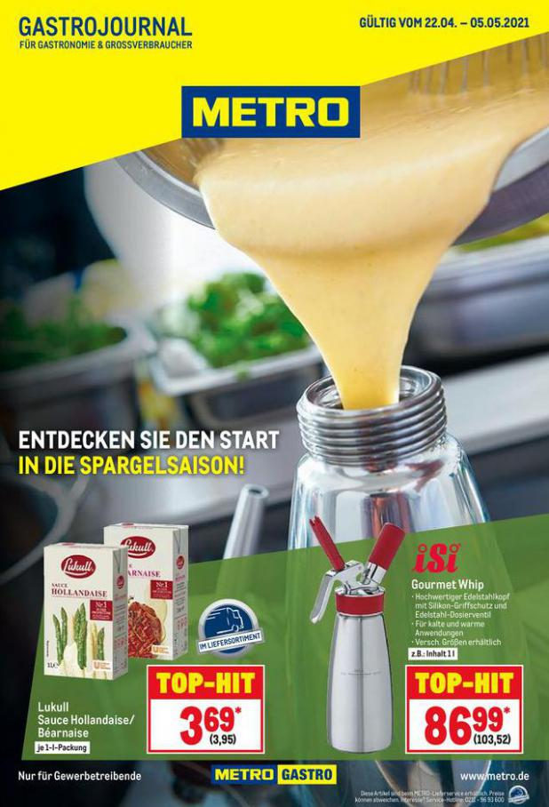 GastroJournal . Metro (2021-05-05-2021-05-05)